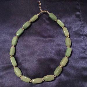 Jewelry - Green Jade Choker